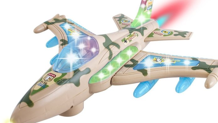Family says 3-year-old's toy plane chants