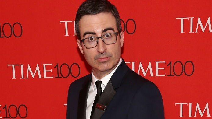 Why John Oliver compared schools to