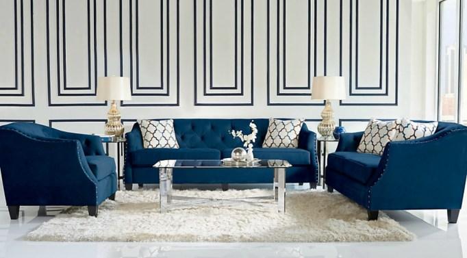 Sofia Vergara Monaco Living Room Set