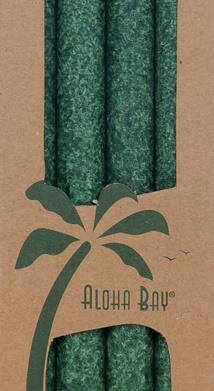 Vegan entertaining: Aloha Bay Vegetable Wax