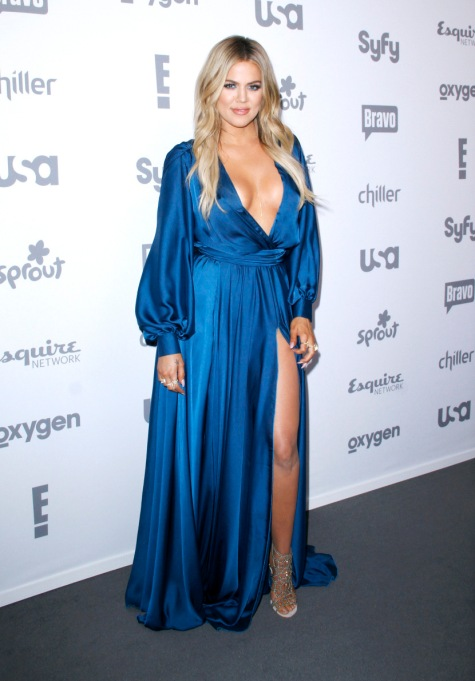 Non-Sample-Size Celebrities: Khloé Kardashian | Celeb Fashion 2017