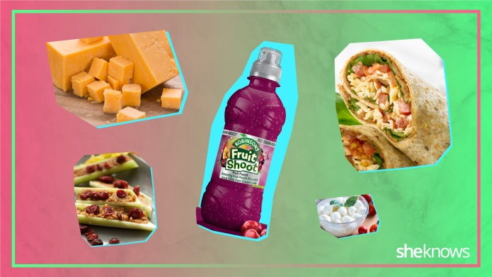 10 Lunchbox Combos Your Kid Won't