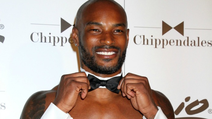 Tyson Beckford is also a real-life
