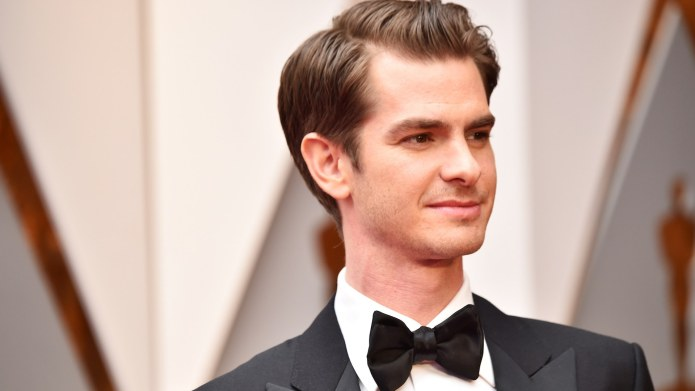 Andrew Garfield's Drag Show Surprise Is