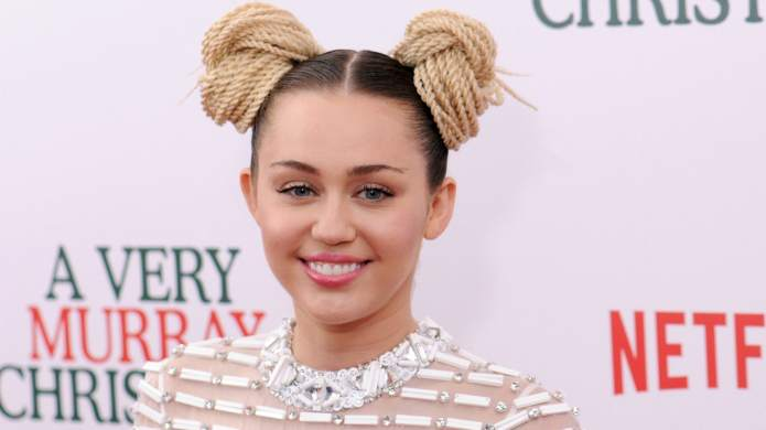 Miley Cyrus Just Wants to Live