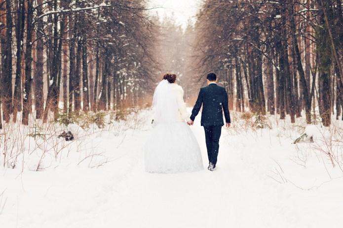 8 Reasons getting married in winter