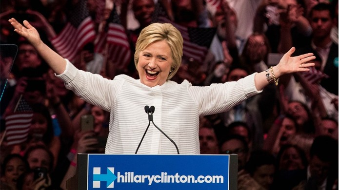 Hillary Clinton Is Writing a Book