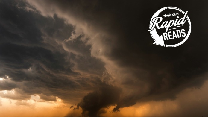 Massive storm leaves 24 dead &