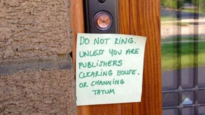 22 hilarious 'don't ring that bell'