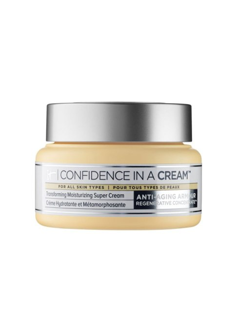 Ultra Rich Moisturizers For The Cold Weather | IT Cosmetics Confidence In A Cream