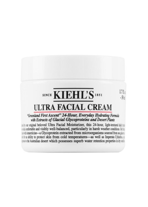 Ultra Rich Moisturizers For The Cold Weather | Kiehl's Ultra Facial Cream