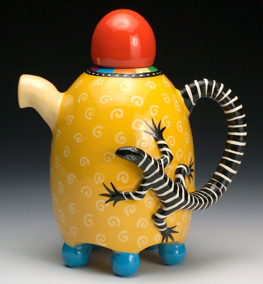 lizard-teapot