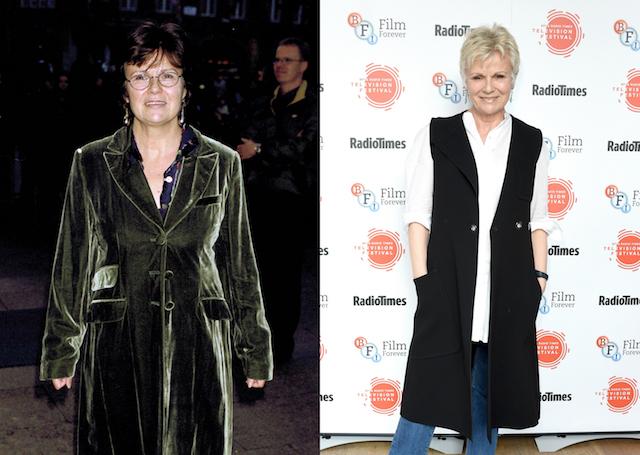 'Harry Potter' Cast: Then & Now: Julie Walters