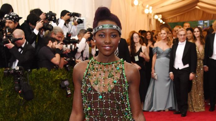 Let's talk about Lupita Nyong'o's Met