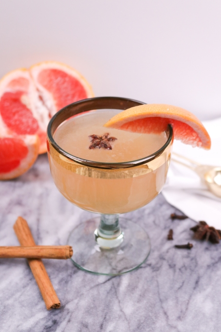 LaCroix Cocktails: Grapefruit and spices add a unique aroma to these cocktails