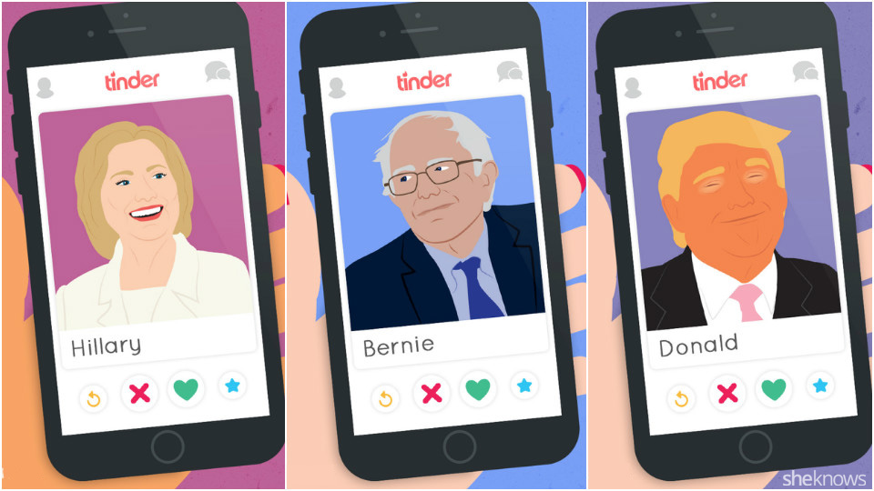 Will you swipe left or right? Behold the Tinder profiles