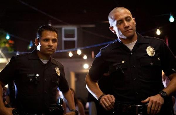End of Watch takes No. 1