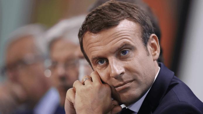 Emmanuel Macron's Official Portrait Needs to
