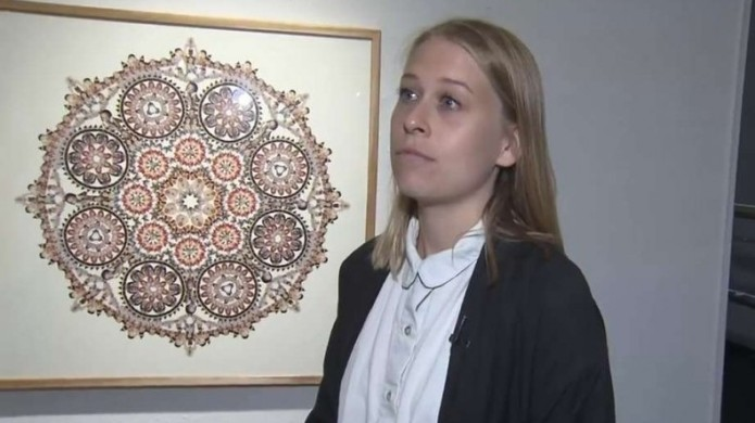 Artwork starts conversation on sexual objectification
