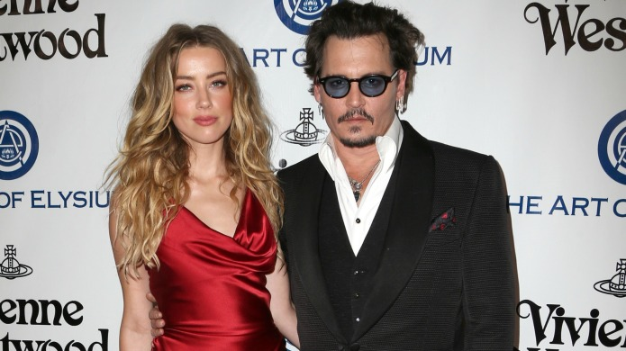 Oh boy, Johnny Depp's friend claims