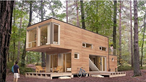13 Cool shipping container homes that