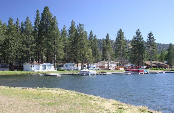 Best family camping spots in California