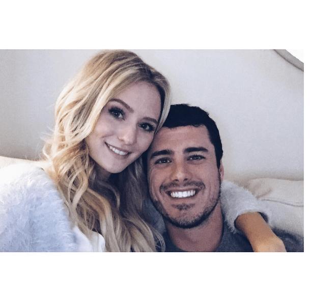 Lauren Bushnell and Ben Higgins relationship