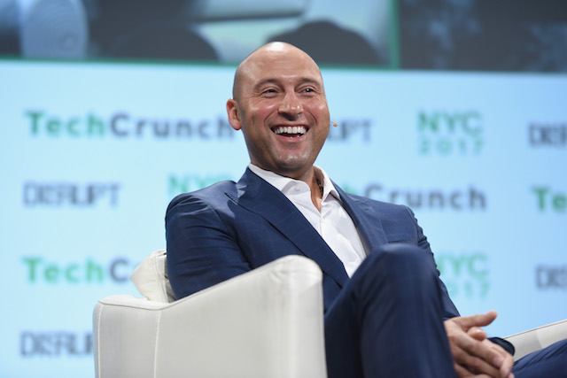 Check out these celebrities' Starbucks orders: Derek Jeter