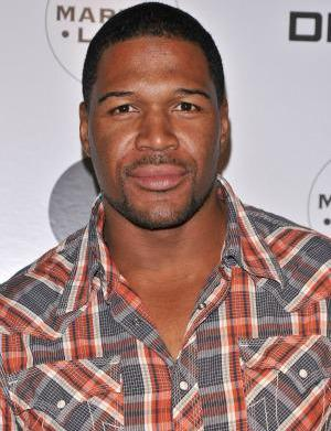 Michael Strahan is newest name in