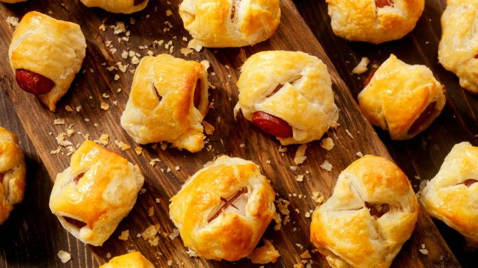 17 Canned Biscuit Appetizer Recipes That