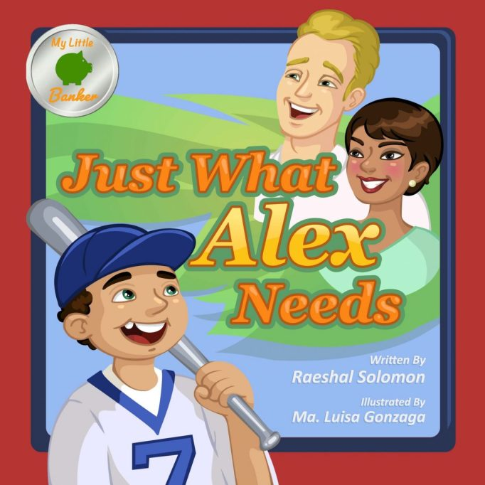 13 Children's Books for National Read A Book Day: Just What Alex Needs