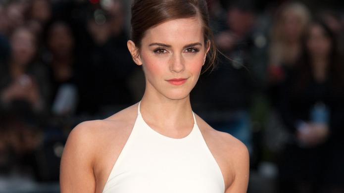 Emma Watson is the world's cutest