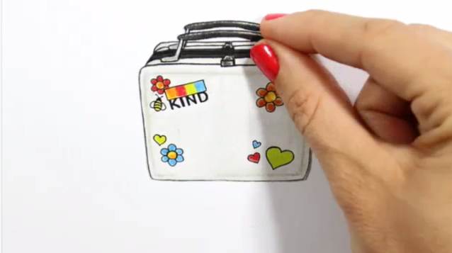 Win a lunchbox designed by a