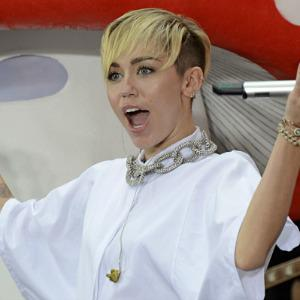 VIDEO: Miley Cyrus says Matt Lauer