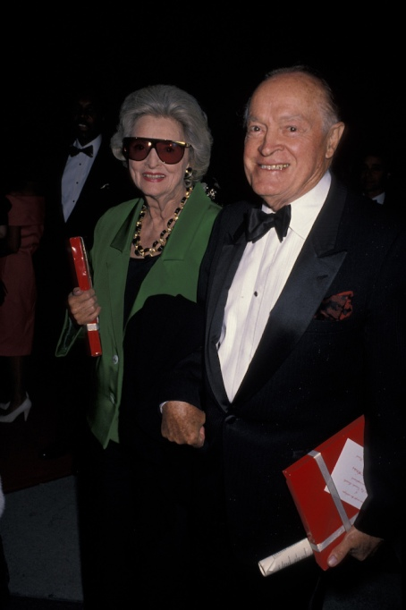 Bob Hope and Dolores Hope during American Movie Makers at Los Angeles County Museum of Art