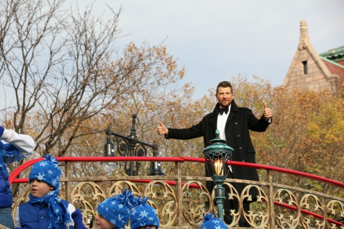Macy's Thanksgiving Day Parade: Brett Eldredge