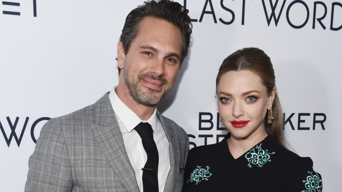 Amanda Seyfried's Baby Is Here