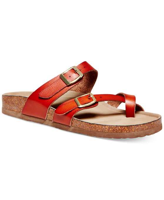 Madden Girl Bryceee Footbed Sandals