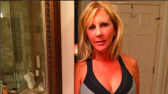 Vicki Gunvalson's family wants Brooks Ayers