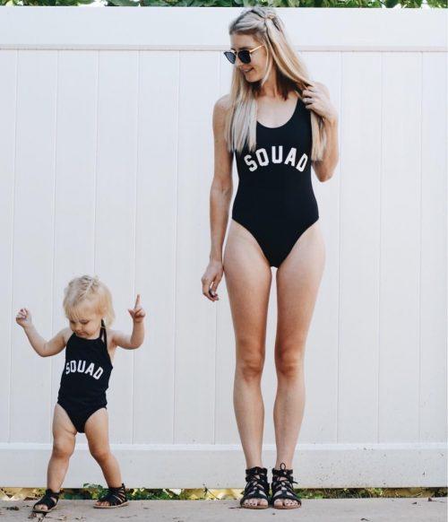Squad Swimsuit
