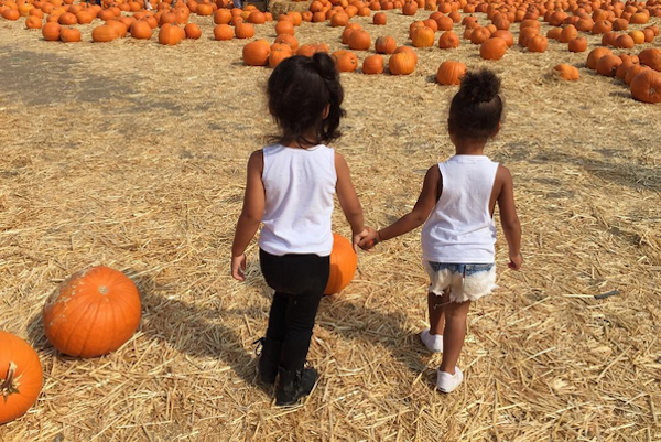 All the times North West & her cousins were the cutest ever