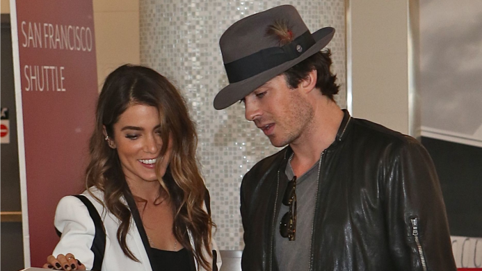 PHOTO: See Nikki Reed and Ian