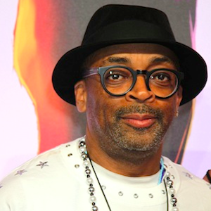 Spike Lee's the latest celeb to