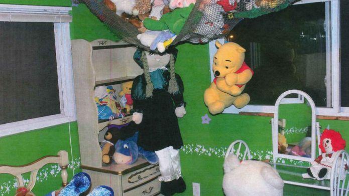 Suburban home used as child-porn studio
