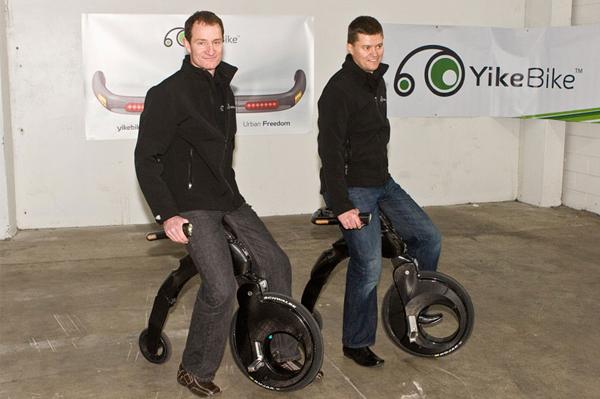 Yike Bikes