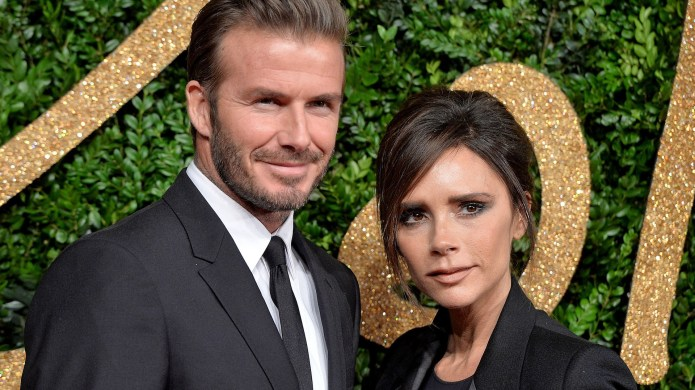 How David & Victoria Beckham Are