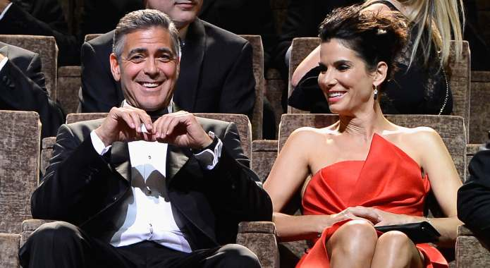 Sandra Bullock Reveals What George Clooney