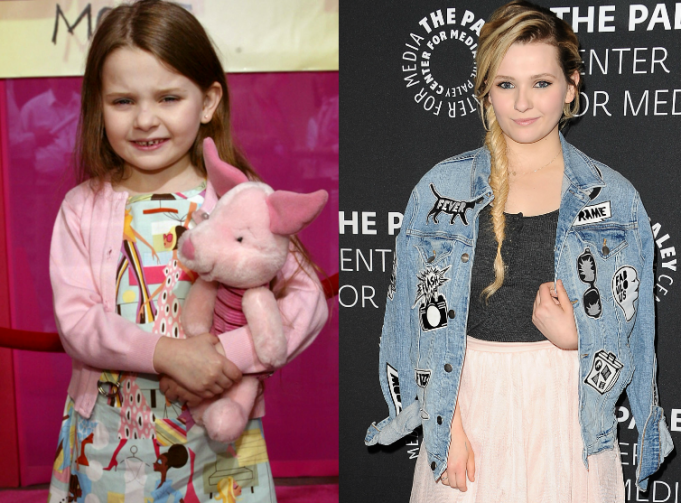 Child Actors Still Working Today: Abigail Breslin