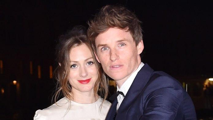 Eddie Redmayne & Wife Hannah Bagshawe