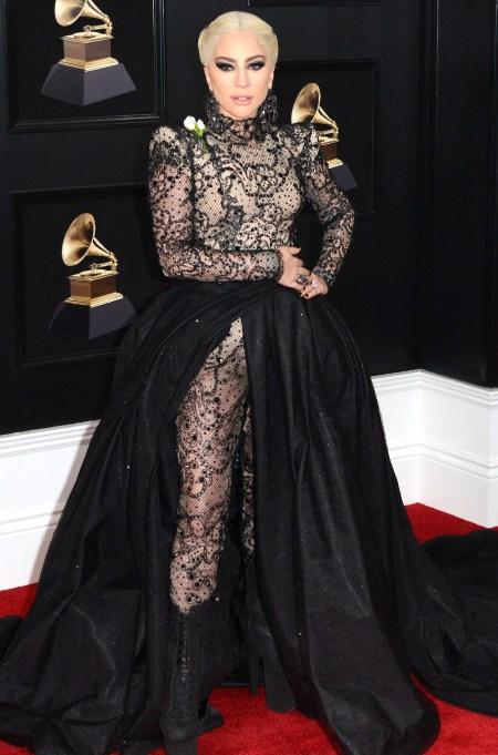 Lady Gaga 2018 Grammys